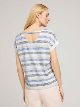 Lockeres T-Shirt mit Bio-Baumwolle - 2 - TOM TAILOR