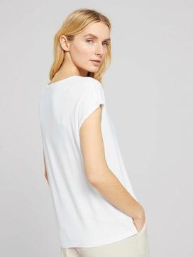 Print T-Shirt mit LENZING(TM) ECOVERO(TM) - 2 - TOM TAILOR