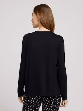 Basic Shirt Cardigan - 2 - TOM TAILOR