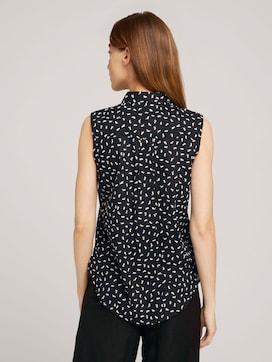 Sleeveless shirt - 2 - TOM TAILOR