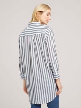 Lange Hemdbluse mit Streifen - 2 - TOM TAILOR