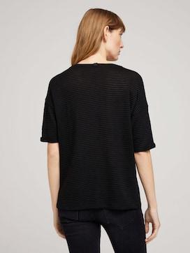Henley T-Shirt mit Bio-Baumwolle - 2 - TOM TAILOR