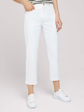 High Waist Jeans 7/8 - 1 - TOM TAILOR