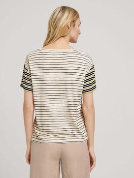 Gestreiftes Oversized T-Shirt - 2 - TOM TAILOR