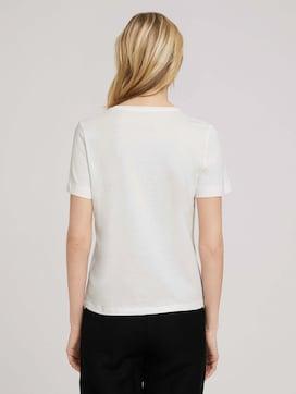 Print T-Shirt mit Bio-Baumwolle - 2 - TOM TAILOR
