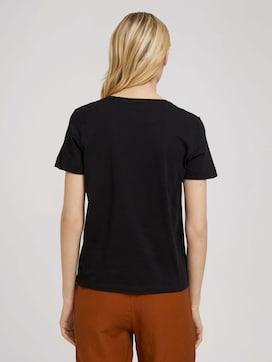 Print T-shirt van biologische katoen - 2 - TOM TAILOR