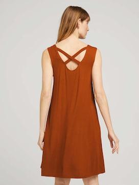 Jerseykleid mit Rückendetail - 2 - TOM TAILOR