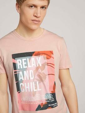 Print t-shirt - 5 - TOM TAILOR Denim