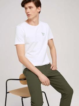 T-Shirt mit kleinem Print - 5 - TOM TAILOR Denim