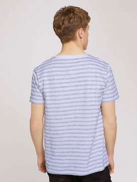 T-shirt met streepdessin - 2 - TOM TAILOR Denim