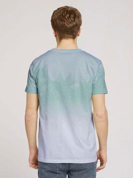 T-Shirt mit Farbverlauf - 2 - TOM TAILOR Denim
