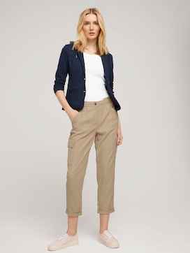 Loose Fit Cargohose - 3 - TOM TAILOR