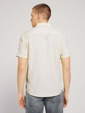 strukturiertes Kurzarmhemd - 2 - TOM TAILOR