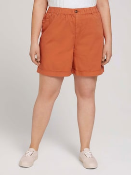 Relaxed Bermuda Shorts - 1 - My True Me