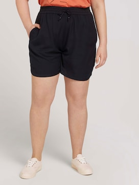 Relaxed Loose Fit Shorts - 1 - My True Me