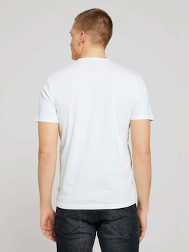 T-Shirt mit Bio-Baumwolle - 2 - TOM TAILOR