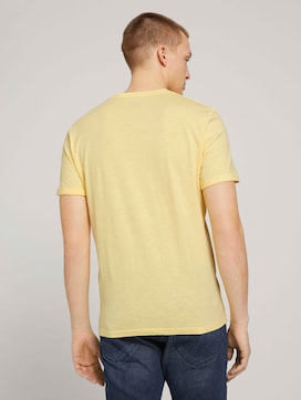 T-shirt with a print made of organic cotton - 2 - TOM TAILOR