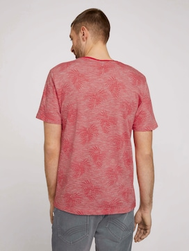 T-Shirt mit Muster - 2 - TOM TAILOR