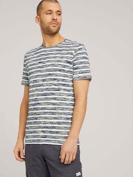 gestreiftes T-Shirt - 5 - TOM TAILOR