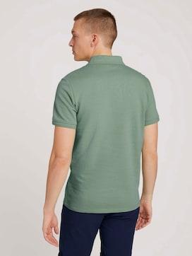 Strukturiertes Poloshirt - 2 - TOM TAILOR
