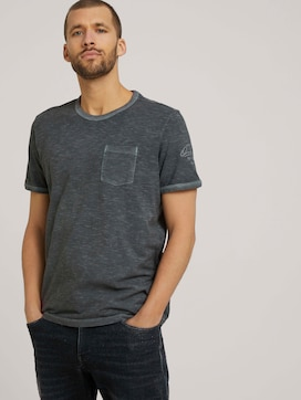 T-Shirt im Used-Look - 5 - TOM TAILOR