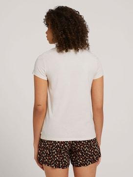 Besticktes T-Shirt mit Bio-Baumwolle - 2 - TOM TAILOR Denim