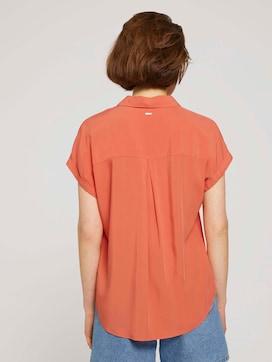 Short-sleeved blouse - 2 - TOM TAILOR Denim