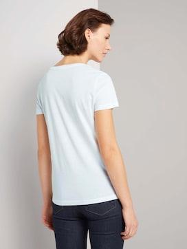 Basic T-Shirt im Doppelpack - 2 - TOM TAILOR