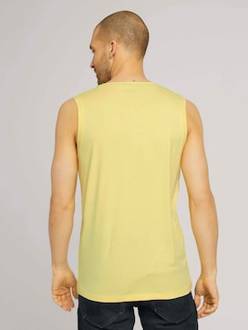 Tank top with a print - 2 - TOM TAILOR