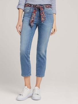 Alexa Slim 7/8 Jeans mit Bio-Baumwolle  - 1 - TOM TAILOR