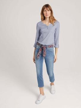 Alexa Slim 7/8 Jeans mit Bio-Baumwolle  - 3 - TOM TAILOR