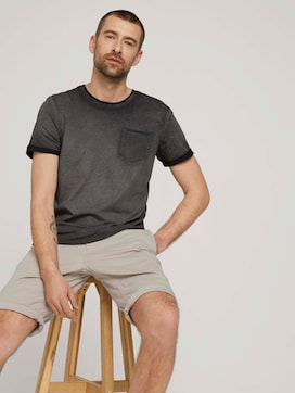 T-Shirt im Used Look - 5 - TOM TAILOR