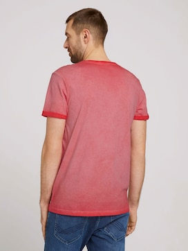 T-shirt in a used look - 2 - TOM TAILOR
