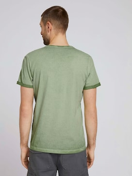 T-Shirt im Used Look - 2 - TOM TAILOR
