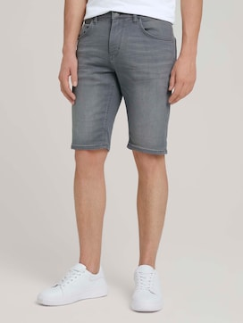Josh Regular Slim Shorts - 1 - TOM TAILOR