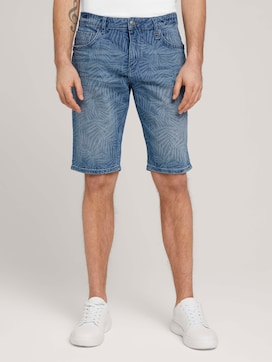 Josh Slim Shorts - 1 - TOM TAILOR