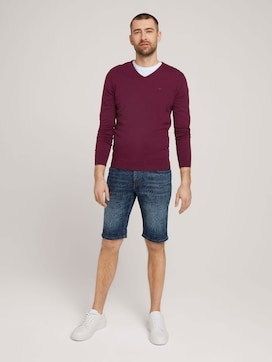 Josh slim shorts - 3 - TOM TAILOR