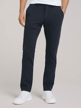 Travis Slim Jersey Stoffhose - 1 - TOM TAILOR