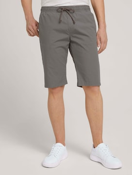Josh regular slim sweat-shorts - 1 - TOM TAILOR