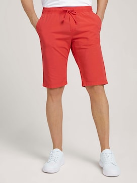 Josh Regular Slim Bermudashorts - 1 - TOM TAILOR