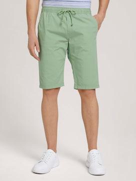 Josh regular slim sweat-shorts - 1 - TOM TAILOR