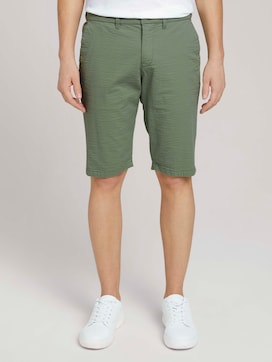 Josh Regular Slim Shorts - 1 - TOM TAILOR
