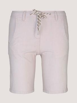 Bermuda Shorts mit Kordelzug - 7 - TOM TAILOR