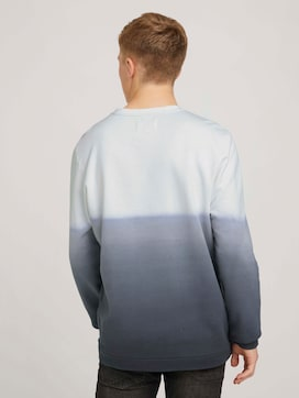 Sweatshirt mit Farbverlauf - 2 - TOM TAILOR Denim