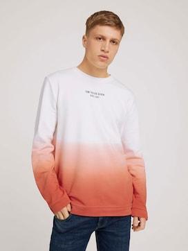 Sweatshirt met kleurverloop - 5 - TOM TAILOR Denim