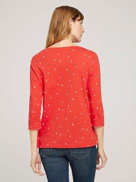 patterned long-sleeved shirt - 2 - TOM TAILOR