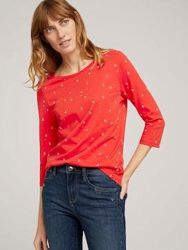 patterned long-sleeved shirt - 5 - TOM TAILOR