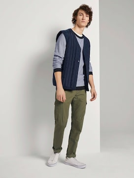 Slim Cargohose - 3 - TOM TAILOR Denim