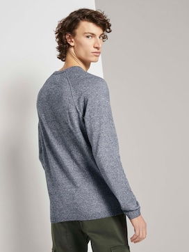 Strickpullover mit Raglanärmeln - 2 - TOM TAILOR Denim