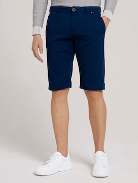 chino slim shorts - 1 - TOM TAILOR